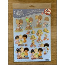 Decoupage Die Cut Toppers -  Precious Moments 23
