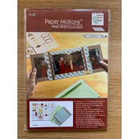 Magic Slide Picture Book Card Kit Family