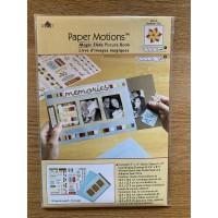 Magic Slide Picture Book Card Kit Memories