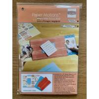 Magic Slide Picture Book Card Kit Anytime Orange