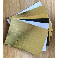 A4 Christmas Card Pack
