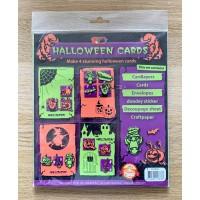 Halloween Card KIt