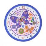 Rhinestone Art - Clocks