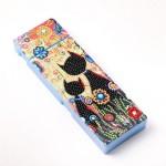 Rhinestone Art - Pencil Cases (17)