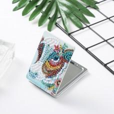 Rhinestone Art Kit - Daisy Mirror