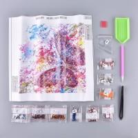 Rhinestone Art Kit - Butterfly