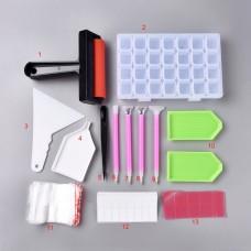 Rhinestone Art  Tools and Accessories Kit