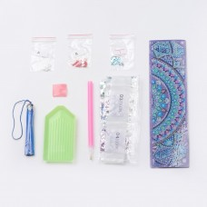 Rhinestone Art Kit - Tiara Tassel Bookmark