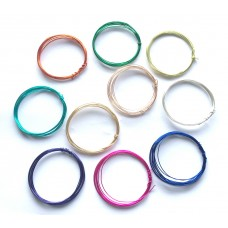 0.5mm Mixed Coloured Wire (24 AWG)