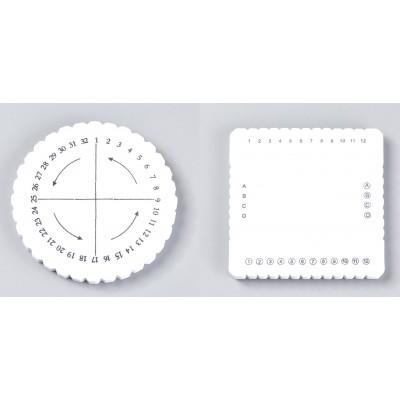 Kumihimo Braiding Disks Value Pack