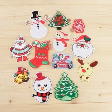 Embroidery Appliques - Christmas