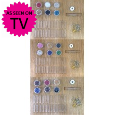 Easy Bead Helix Earring Collection – Makes 36 Pairs