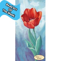 Bead Art Kit - Tulip