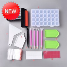 Rhinestone Art  Tools and Accessories Kit
