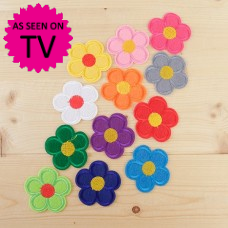 Embroidery Appliques - Flowers